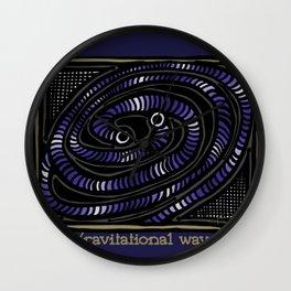 Gravitational Waves Wall Clock