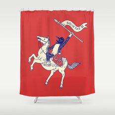 Societas VI Shower Curtain