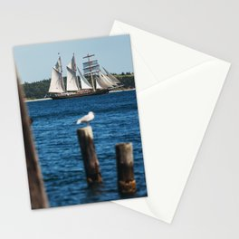 Tall Ship Gulden Leeuw Stationery Cards