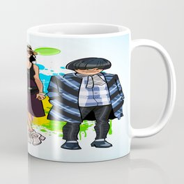 THE ROBINSONS Coffee Mug