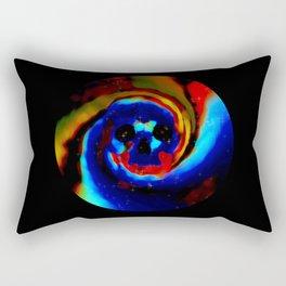 Skull nebula Rectangular Pillow