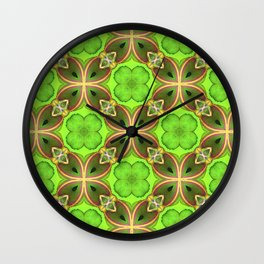 Lucky Charms Wall Clock