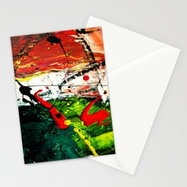 Vectorised Abstract art Stationery Cards