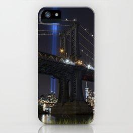 Never Forgotten iPhone Case