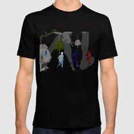 People running T-shirt