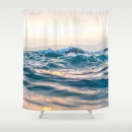 Bring me the horizons Shower Curtain