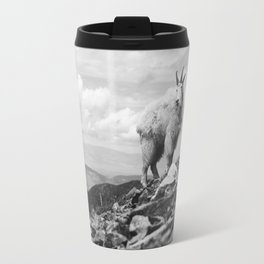 KING OF THE MOUNTAIN Travel Mug