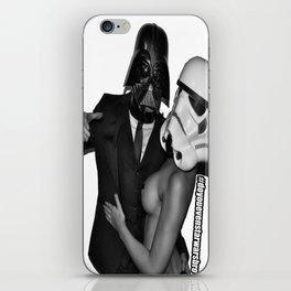 Vader's Favorite iPhone Skin