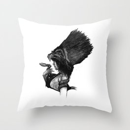 Ancient Throw Pillow