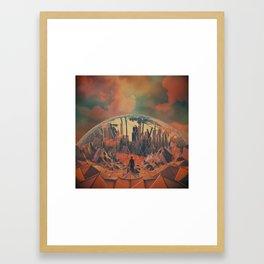 fkitcity Framed Art Print