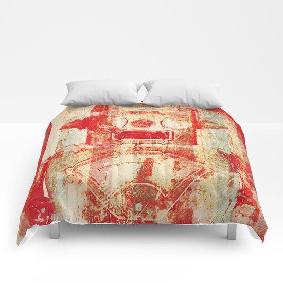 Radioactive Generation 6 Comforters