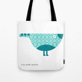KOKORO (blue) Tote Bag
