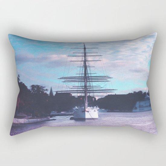 El Barco Rectangular Pillow