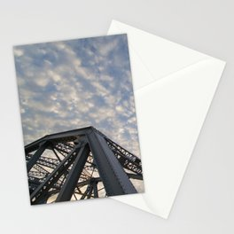 Silver Span Stationery Cards
