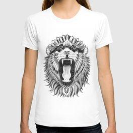 Lions + Patterns T-shirt