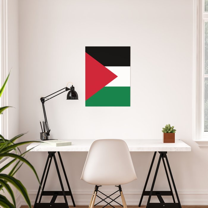 Flag of Palestine Poster