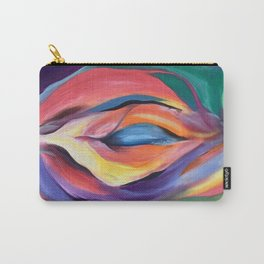 Internal Stardust Carry-All Pouch