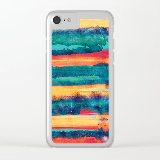 California Dreaming Clear iPhone Case