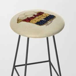 American Pie Bar Stool