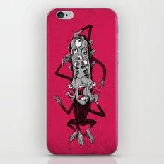 See, Hear and Speak EVIL! iPhone & iPod Skin