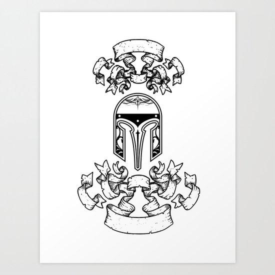 MED Art Print
