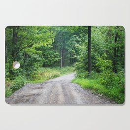 The Path That Leads Home Cutting Board
