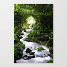 Arden Bridge Canvas Print