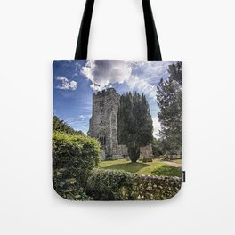 St John The Baptist Ripe Tote Bag