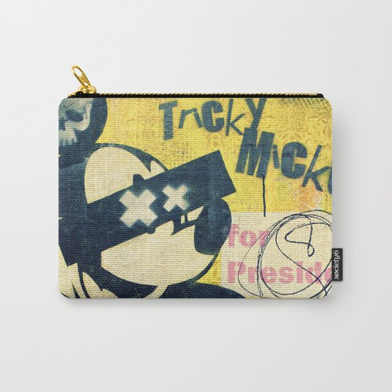 Tricky Mickey (Painted Version) Carry-All Pouch