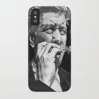 lynch iPhone & iPod Cases featuring David Lynch by erintquinn