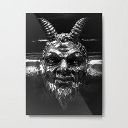 Devil's likeness Metal Print