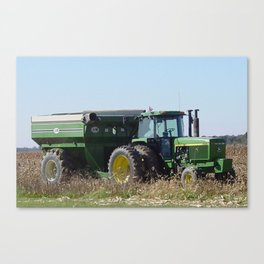 A Little Bit Country Canvas Print