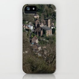 St Luke's Church Ironbridge iPhone Case