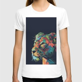 Lion Queen T-shirt