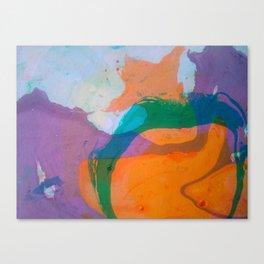 Bubbles 1 Canvas Print