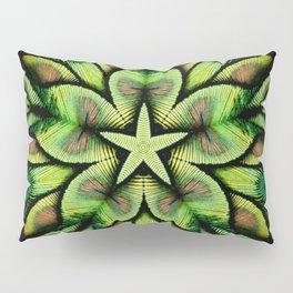 Estrella de pavo 2 Pillow Sham