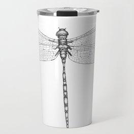 Dragonfly Wings Travel Mug