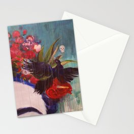 Flowers4 Stationery Cards