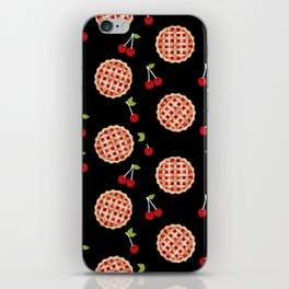 Pies trendy food fight apparel and gifts iPhone Skin