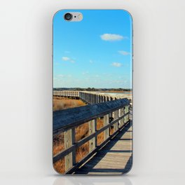 A Long Walk To The End iPhone Skin