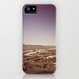 medford oregon iPhone Case