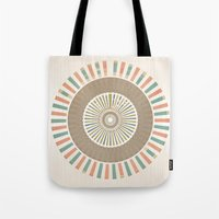 infinity Tote Bags featuring Infinity by Tammy Kushnir