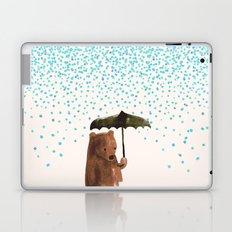 Rain rain go away Laptop & iPad Skin