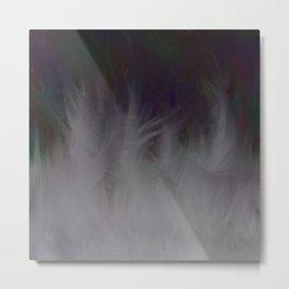 dancing, skeletal rainbows Metal Print