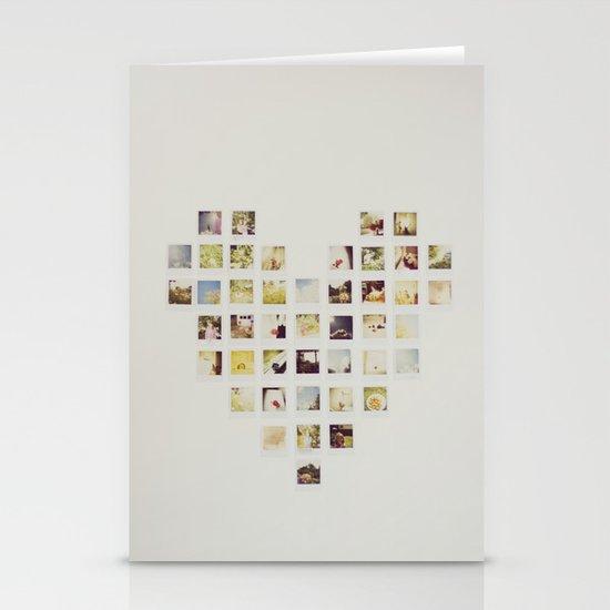 Polaroid Love Stationery Cards