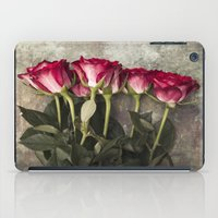 roses iPad Cases featuring Roses by Maria Heyens