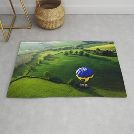Above The Shires Rug