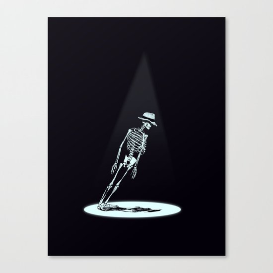 Anti-Gravity Canvas Print