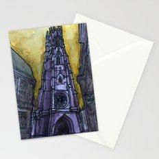 rainy Fribourg Stationery Cards