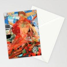 Essence Of Life · Zwischenwelten · Glitch Fake Baby Dreams  Stationery Cards